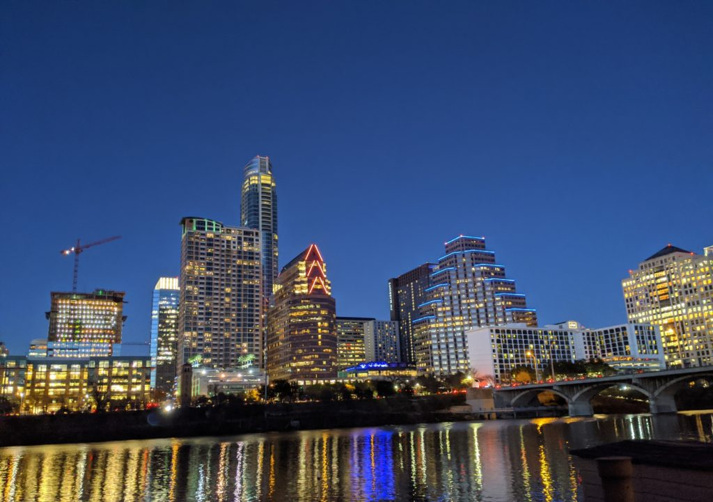 Austin Skyline Best Pay Per Click Advertising