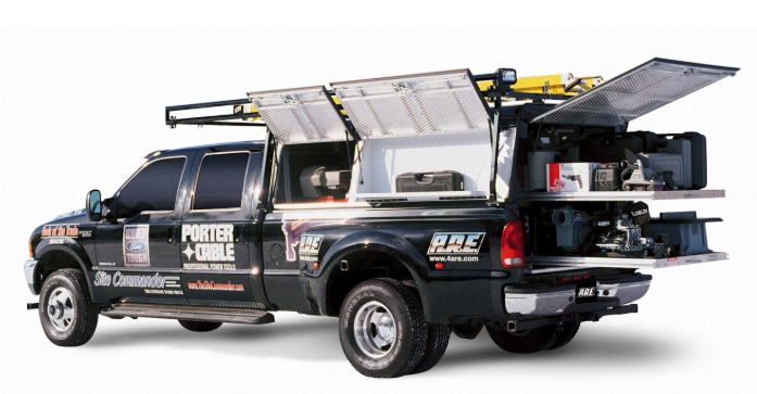 Truck for Starting a New Contractor Business