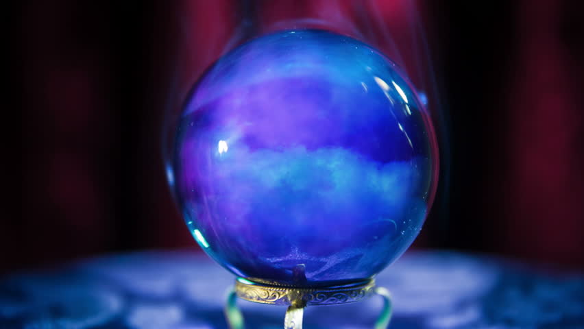 recession marketing crystal ball